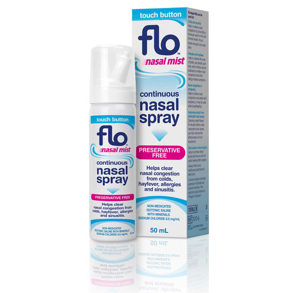Flo Nasal Products Flo Nasal By Ent Technologies